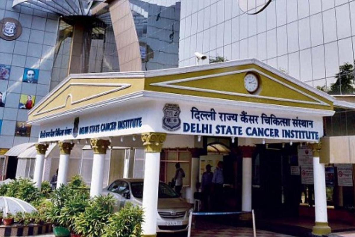 DSCI Delhi State Cancer Institute Recruitment