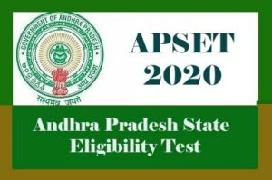 APSET Notification 2017-18- Check Andhra Pradesh SET Exam Notification