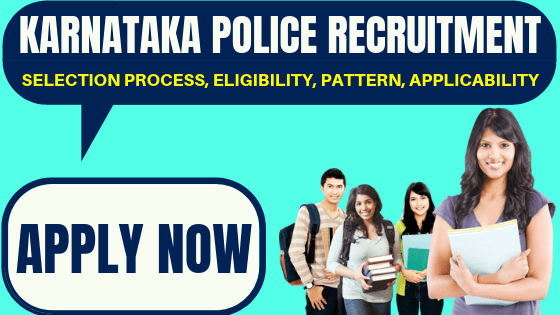 KPS Recruitment 2017 Notification For 59 Latest Karnataka Police Recruitment 2017