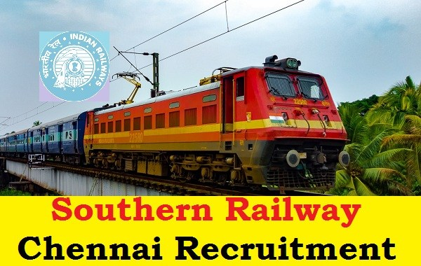 Southern Railway Recruitment 2017 – Latest Jobs in Southern Railways