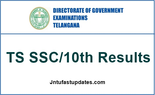 TS SSC Results 2017 Declared Check Telangana State 10th Results at bse.telangana.gov.in