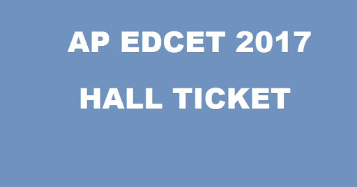 AP EdCET Admit Card 2017 to be Released Download Here
